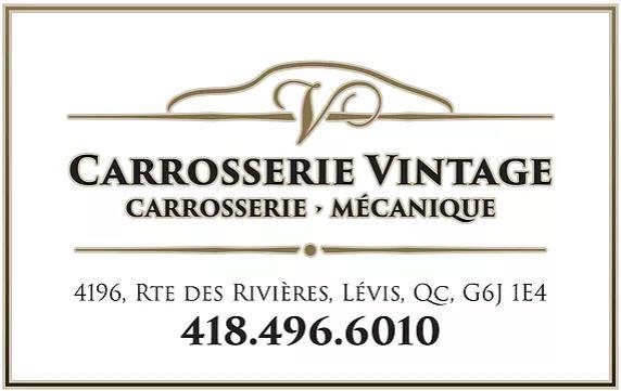 Carrosserie Vintage